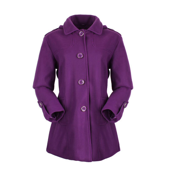 Ladies 100% Polyester Fake Wool Winter Garment Stock, With Satin New Stocklot Lining, Long Coat Winter Stock Garment MAITESI