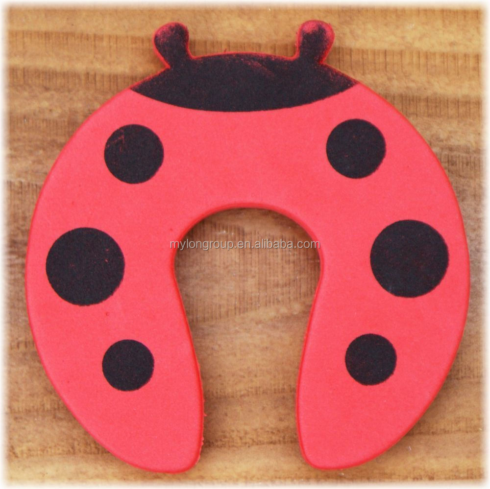 Lovely animal shape door stopper cute cartoon door guard baby protection prodcts