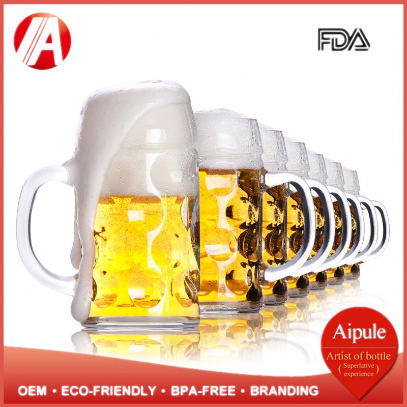 Latest Wholesale China Factory mini beer glass ware from direct manufacturer