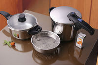 6-Quart Electric 4~10L Pressure Stainless Steel Automatic Cooker