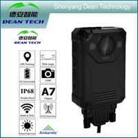 2 IR Lights OEM accepted camera surveillance system with factory price