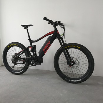 2018 Frey Am1000 Full Suspension Electric Mountain Bicycle Emtb 48v 1000w Bafang Ultra G510 Mid Drive Systemmoq 1 Piece 2 980 00 3 120