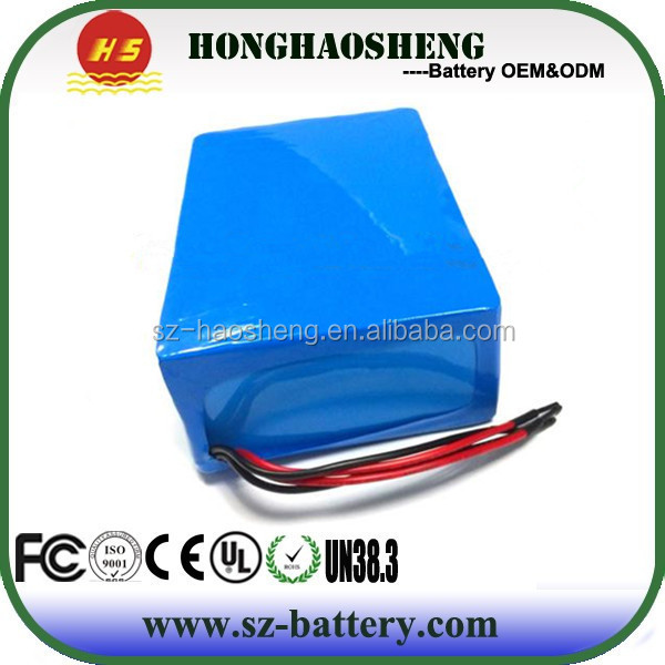 Low price best selling 48v 20ah lithium battery for electric bike