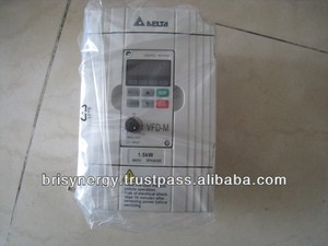 Delta Frequency Inverter 1.5 kw VFD015M43B Delta AC MOTOR DRIVE