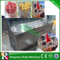 New Style -30 C degree Fried Icecream/fry icecream roll machine