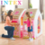 Intex 48635 Inflatable Children Princess Prefab Play House
