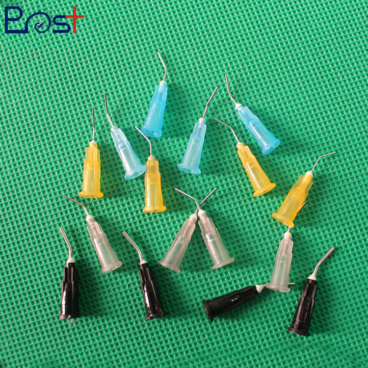 China Supplier round tip needle dental Needles