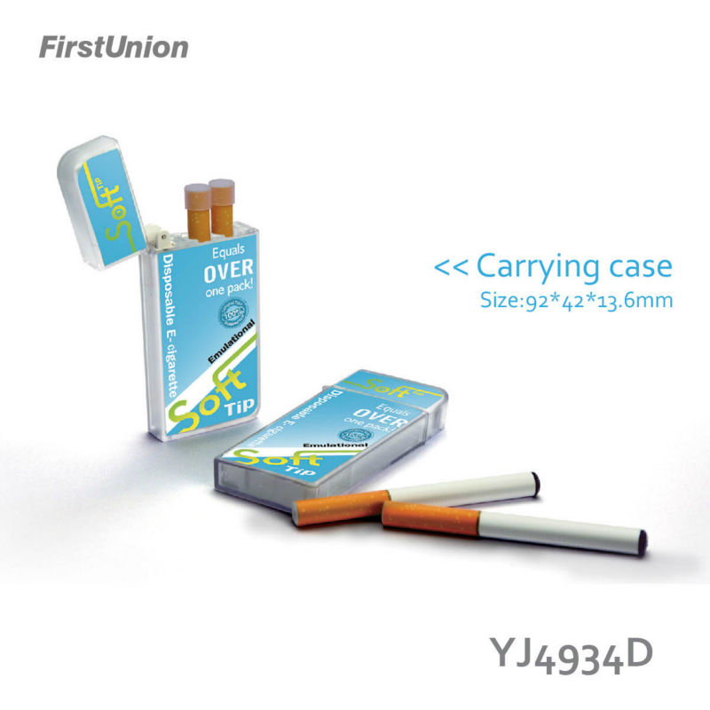 New amazing products electronic cigarette menthol YJ4934D disposable shisha sticks