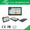 factory high quality 800*480 car GPS navigation portable GPS navigation with FM bluetooth av-in function