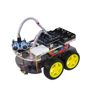 Multi funcional 4wd robot car chasis kitsuno r3 170 puntos mini multi funcional 4wd robot car chasis kitsuno r3 170 puntos mini breadboard para malvernweather Choice Image