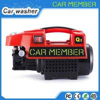 Car engine cleaning machine dry cleaning washer luxury pressure washer