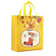 Promo Custom Logo Matt Laminated Pp Woven shopper Handle Bag