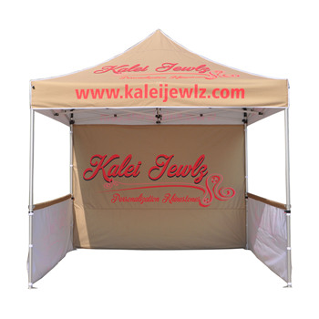 Factory supply cheap folding aluminum party tent 3x3