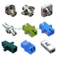 SC/LC/FC/ST Fiber Optic Patch cord Adapter/Connector