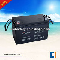 Deep Cycle Battery Solar Power Storage Battery 12V 100AH