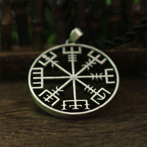 Vikings Symbol Of Norse Runic Necklace Jagfox Com