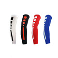 1pcs Running Man basketball armband extended sport elbow pads Arm Sleeve Compression Arm Warmers Elbow Protector