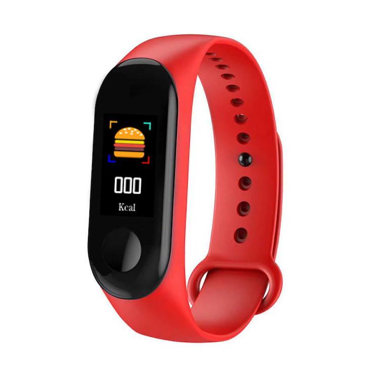 HOT 2019 bracelet ble4.0 smart wristband blood oxygen M3 plus smart band Fitness smart tracker health monitor M3 smart bracelet