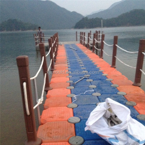 modular floating pontoon dock boat water bridge platform best sales products in alibaba