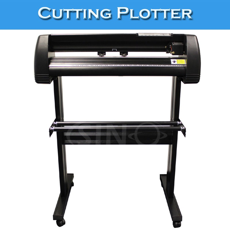 721mm 1351mm Win7/8 XP USB Driver Free Software Vinyl Cutter Graphic Plotter