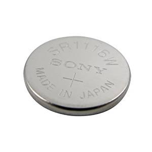 Lenmar Coin Cell Battery Replaces OEM Panasonic SR1116W Sony SR1116W Toshiba SR1116W