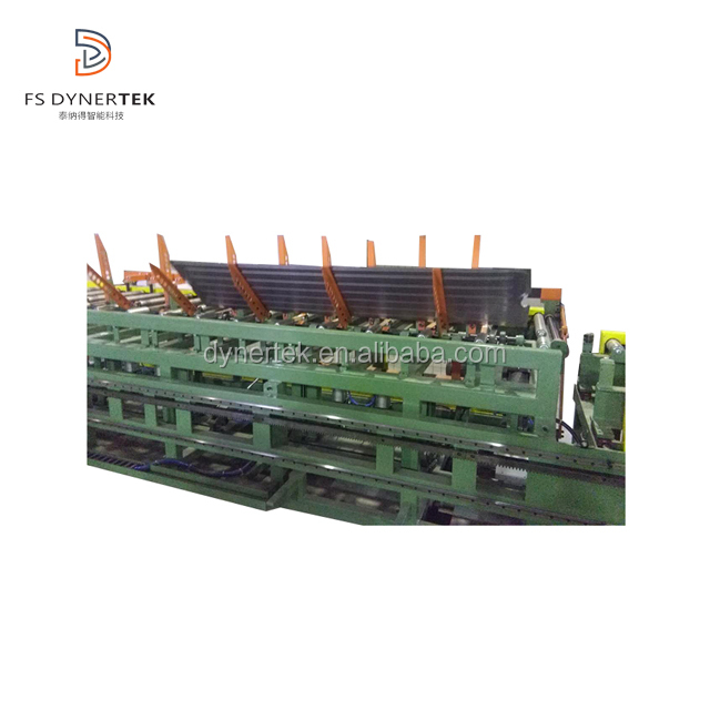 Automated panel stacking machine