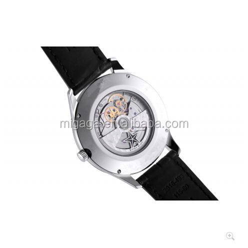 Sapphire Crystal Custom Automatic Mechanical Watch