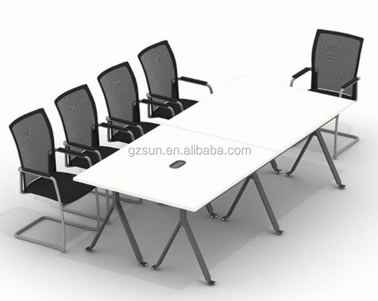 Factory In Guangzhou China High Quality Foot Acrylic Conference - 8 foot office table