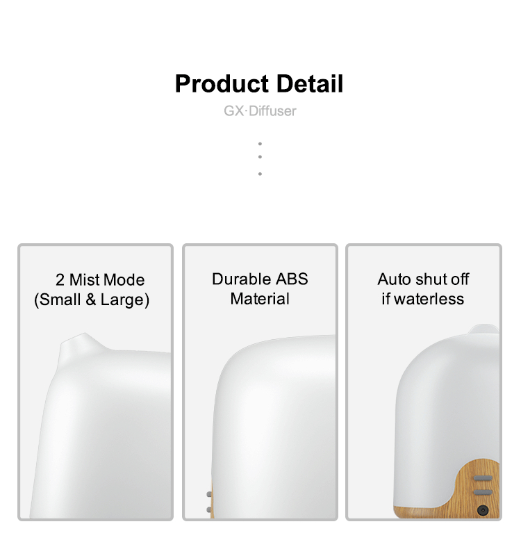 2019 Hot selling electric commercial wifi app remote control aroma diffuser
