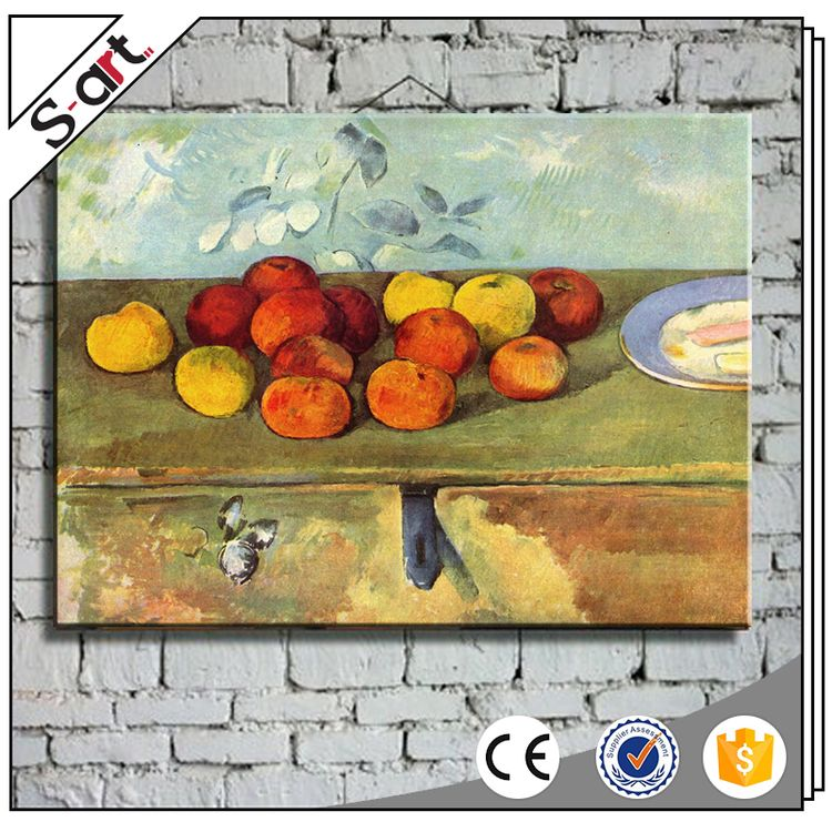 Customized unparalleled still life oil painting of fruit