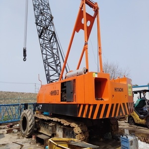50 ton hitachi KH180-3 crawler crane original from Japan good condition cheap price top sale in shanghai
