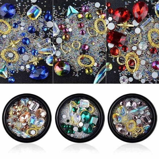 China Nail Rhinestone Crystal Wholesale 🇨🇳 - Alibaba