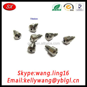 Stainless Steel/Aluminum/Brass LED TV Spare Parts Custom Illumination Standing Parts