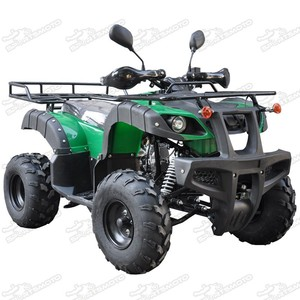 Adults ATV 150cc Cougar Semi Automatic Gears 3+1 Sports Quad Bike 4 Wheels