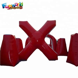 Inflatable wholesale paintball manufacturer direct sell paintball bunker