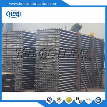 High Efficiency Tube Heat Exchanger Boiler Spare Parts Air Preheater ...