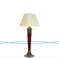 Buy UL Wood Hotel Bedside Lamp With in China on Alibaba.com