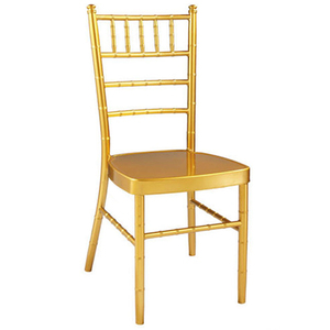 Cheap Aluminum/Metal Tiffany Chair For Sale Wedding Chiavari Chair Stacking Wedding Tiffany Chair Rental