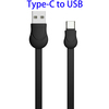2.1A Fast Charge USB 3.1 Type C to USB Data Sync Charger Cable for Android Mobile Phone
