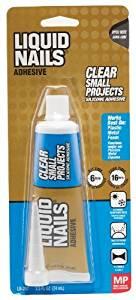 Liquid Nails LN207 All Purpose 2.5-Ounce Adhesive Model: LN207 (Hardware & Tools Store)
