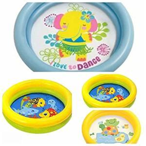 GigaMax(TM) Cartoon beach Inflatable Swimming Pool Toddler Baby swim pool piscine inflatable air mattress piscina inflavel Swim Ring brand