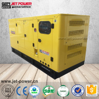 200kva 160kw 3 phase 400v diesel generator with weichai WP10D200E200 engine