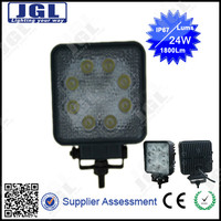 epistar Atv Auro Led Work Light ,24w Led Work Lamp,1800lm Work Light Led