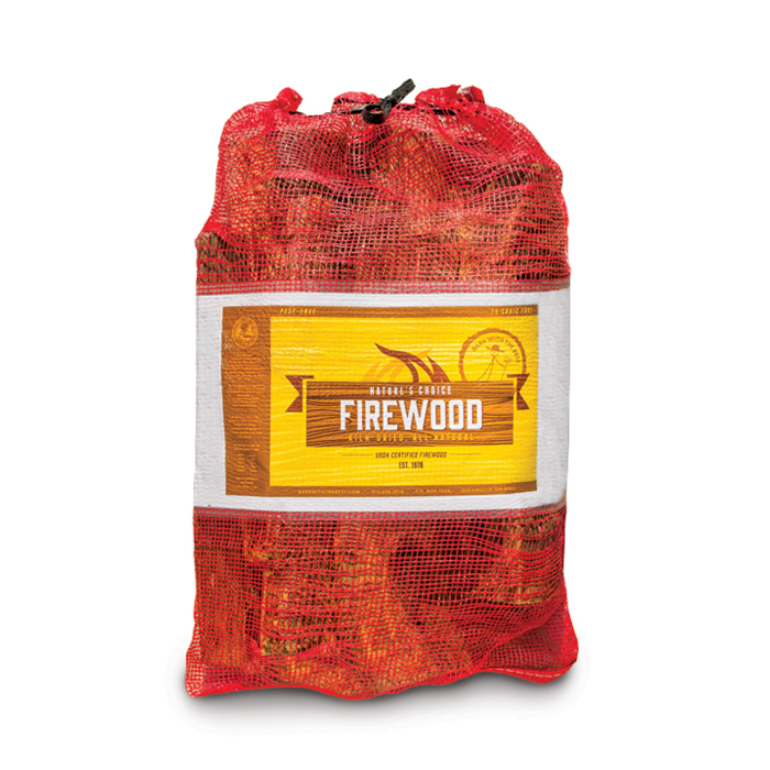 Firewood Mesh Bags With Or Without Label Leno For Wood Product On Alibaba