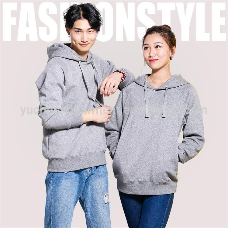 Professional sherpa fleece pullover clothes men sublimation blanks with hoodies