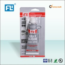 Top Quality Grey Instant RTV Silicone Gasket Maker and Adhesive
