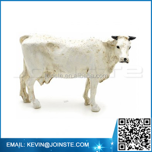 < Custom Accept> Resin Cow Figure, Polyresin Cow figurine, Cow Statue