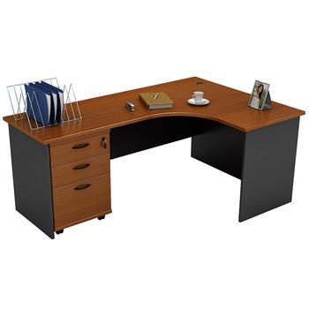 Meja Eksekutif Kantor Dengan Lemari Meja Sudut Komputer Workstation Buy Meja Eksekutif Meja Sudut Komputer Komputer Workstation Product On