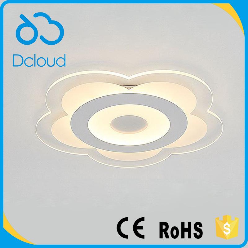 dcloud acylic luz de techo llevada w diseo para sala de estar dormitorio