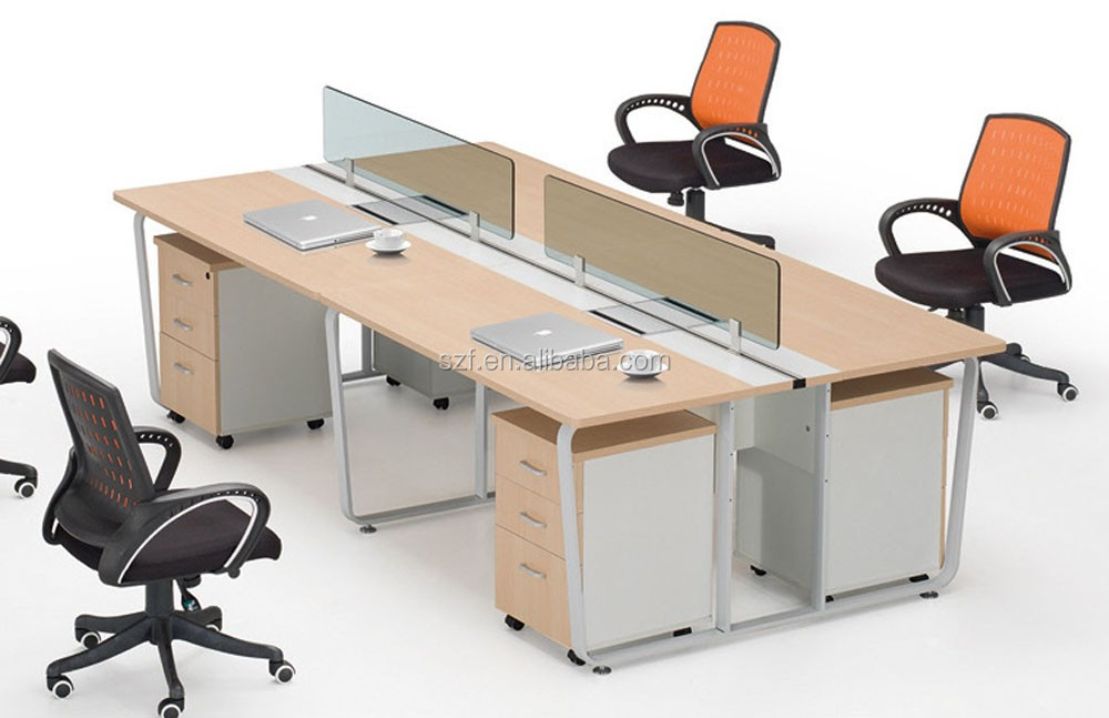 Furniture Philippines Used Office Room Dividers Desk Partition(SZ WST621)